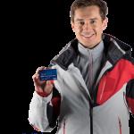 Dzięki Visa wygrywaj jak Kamil Stoch, skocz po nagrodę!